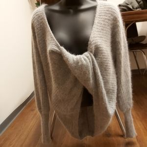 NWOT All saints twisted sweater